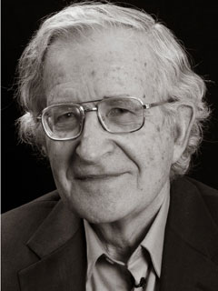 Noam Chomsky - Photo: © Don Usner