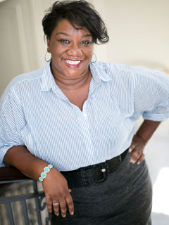 Tressie McMillan Cottom - Photo: Emory University LGS