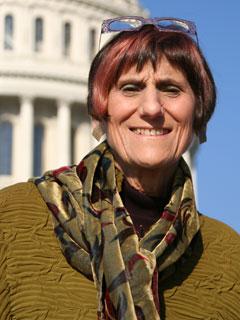Congresswoman Rosa L. DeLauro - Photo: Stanley B. Greenberg
