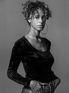 Delphine Diallo - Photo: courtesy of the author