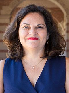 Laura E. Gómez - Photo: Photo courtesy of the University of California, Los Angeles/Alyssa Bierce