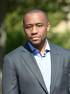 Marc Lamont Hill - Photo: Darnell A. Barnes