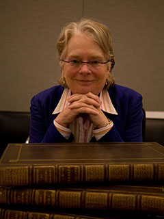 Lynn Hunt - Photo: Christine Thanlan Nguyen © 2007 J. Paul Getty Trust
