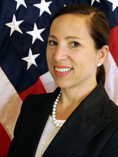 Eleni Tsakopoulos Kounalakis - Photo: State Department