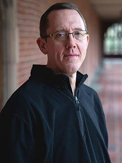 Erik Nielson - Photo: Jamie Betts, University of Richmond