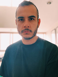 Alberto Quintero - Photo: coutesy of the author