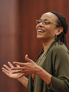 Dorothy Roberts - Photo: Northwestern University School of Law / Randy Belice