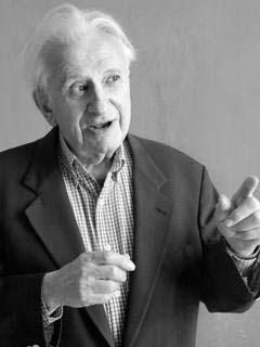 Studs Terkel - Photo: Nina Subin