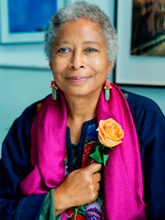 Alice Walker - Photo: Ana Elena Peña / www.anaelena.com.mx