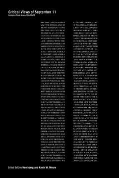 Critical Views of September 11
