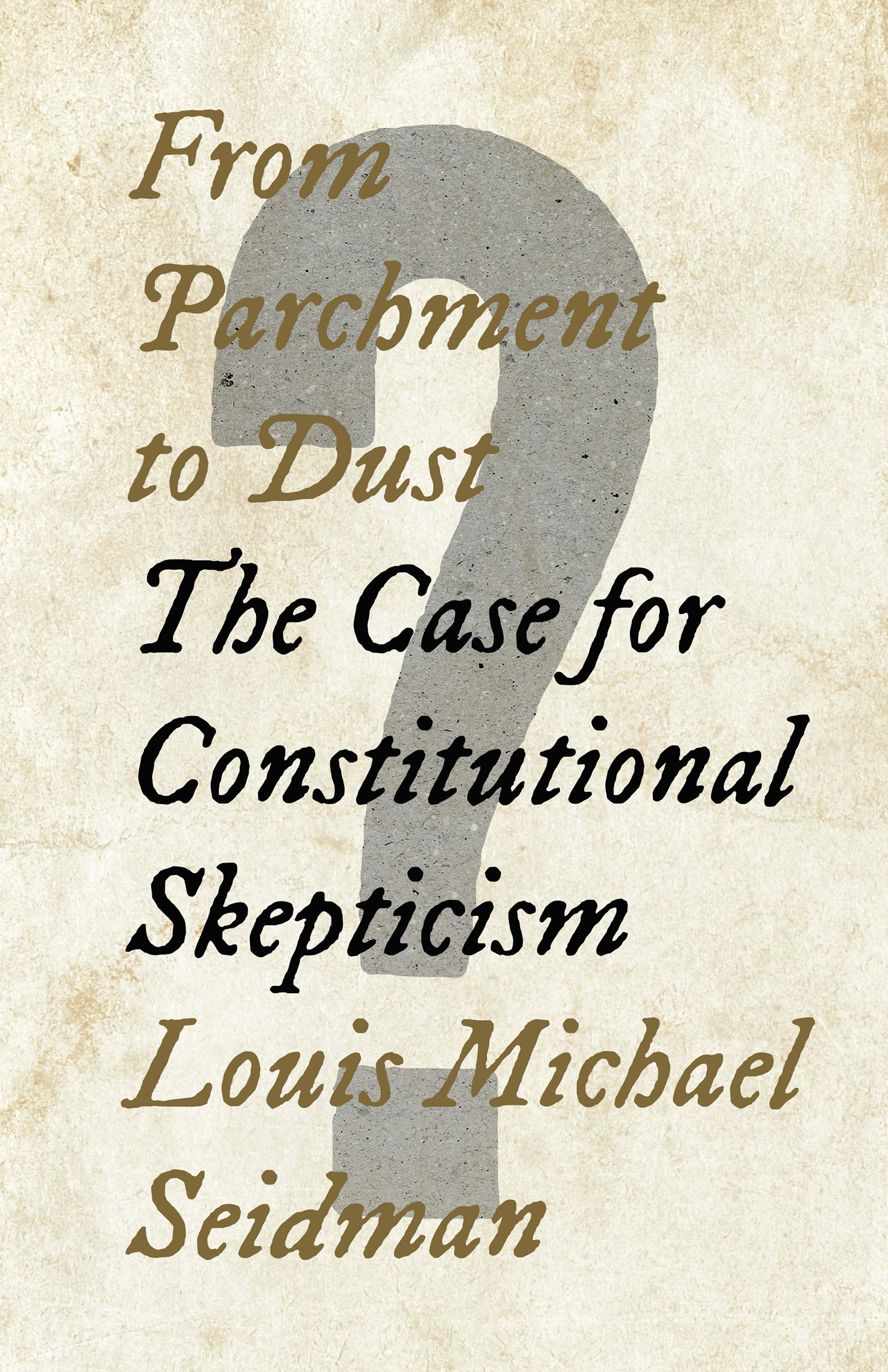 From Parchment to Dust