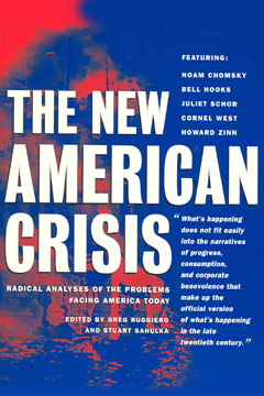 Today Is Beginning Of New American >> The New American Crisis The New Press