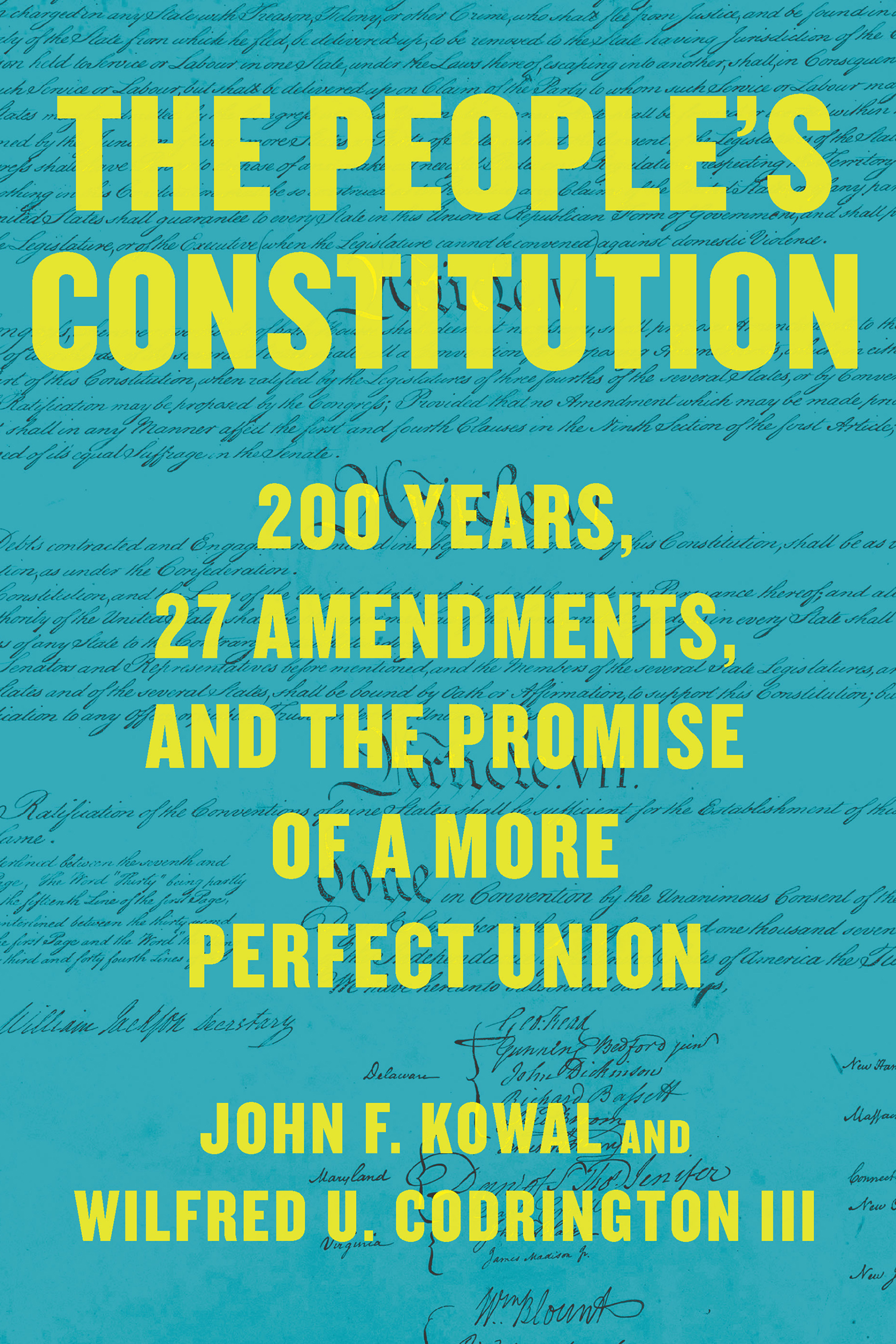 The People's Constitution