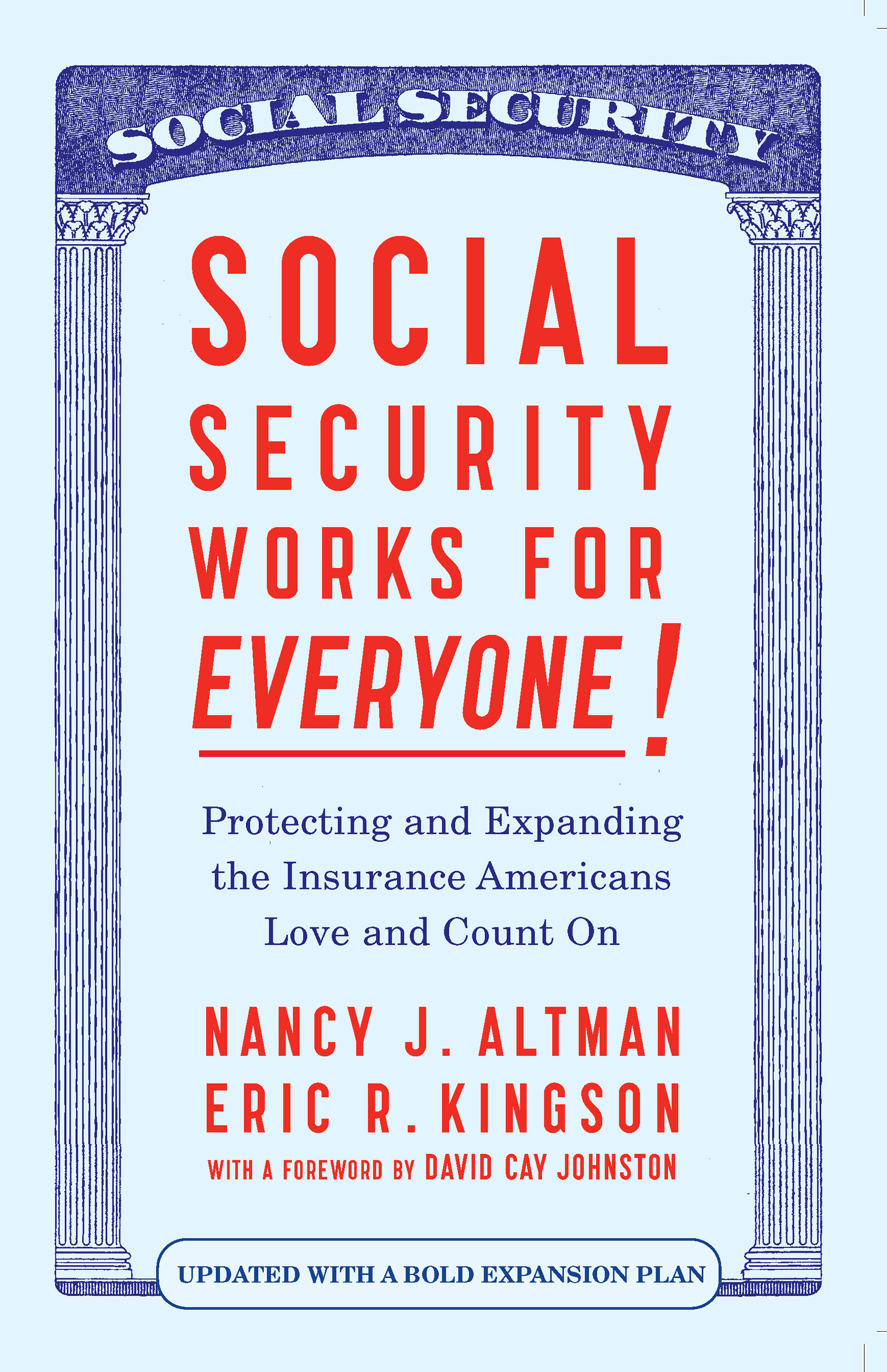 Social Security Works for Everyone!