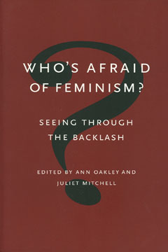 Who's Afraid of Feminism?