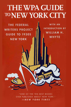 Jacket image, The WPA Guide to New York City