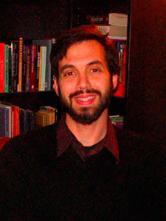 Luke Bergmann - Photo: courtesy of the author