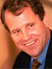 Sherrod Brown - Photo: courtesy of the author