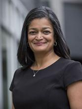 Pramila Jayapal - Photo: Nate Gowdy