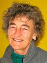 Lucy R. Lippard - Photo: Richard Shuff
