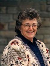Rosemary Radford Ruether - Photo: courtesy of the author and Claremont School of Theology