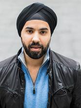 Arjun Singh Sethi - Photo: Les Talusan