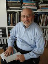 Joseph E. Stiglitz - Photo: Torbjorn Berlin