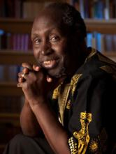 Ngugi wa Thiong'o - Photo: Daniel Anderson, University of California, Irvine, Communications Department