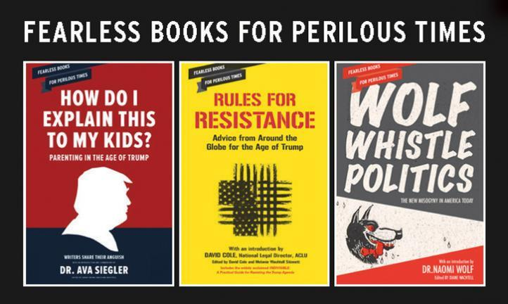 Fearless Books for Perilous Times